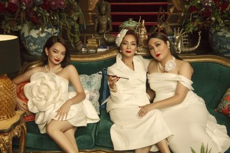 Ý nghĩa phía sau loạt váy áo hào nhoáng của Kaity Nguyễn trong 'Gái già lắm chiêu