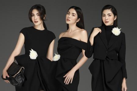 Thương hiệu thời trang SIXDO mời Tăng Thanh Hà làm người mẫu trình diễn